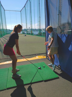 Networking & Golf Social Event on June 26, 2019 at Chelsea Piers