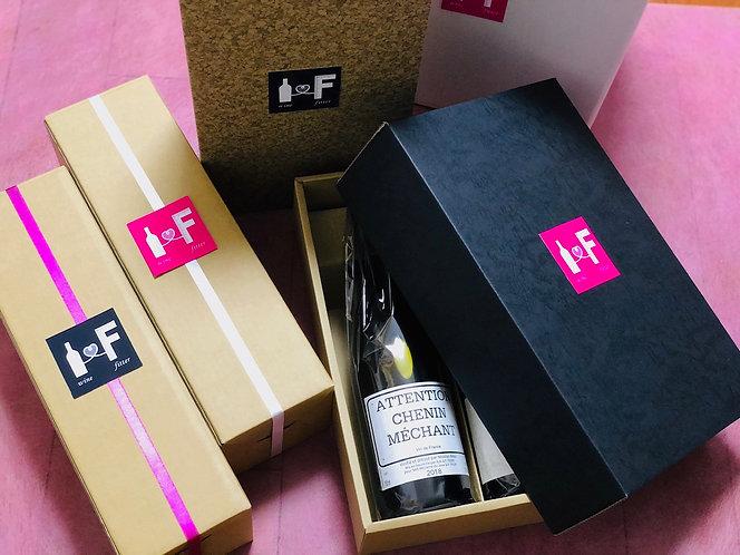 【1本でも、何人でも、送料無料】トモダチにワインを贈ろう!