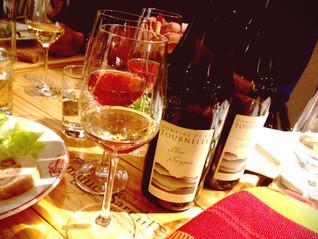 月とワインとヒト。