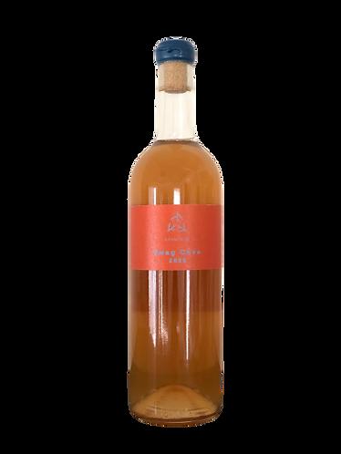 【2/20オンラインイベント参加者限定】奈良・木谷ワインのオレンジっぽい白。