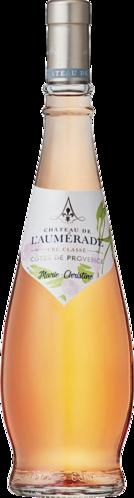 フランス王室御用達。ボトルも美しい魅惑のプロヴァンスロゼ。