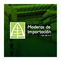 Maderas de Importación Logotipo