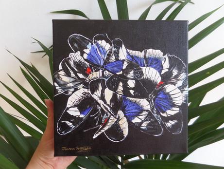 Eleuchia Butterflies