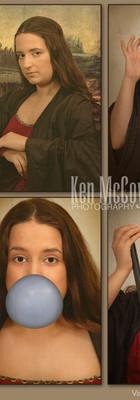 Mona Lisa Shoot with Ken McCoy