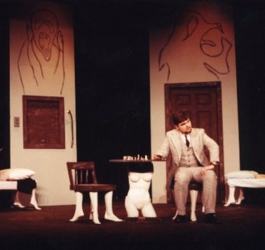 One Acts: Dumb Waiter