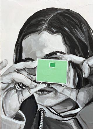 """""""Espiar los misterioso III"""", 2020"""