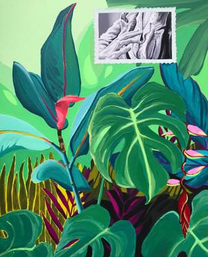 """""""Una jungla de recuerdos II"""", 2020"""