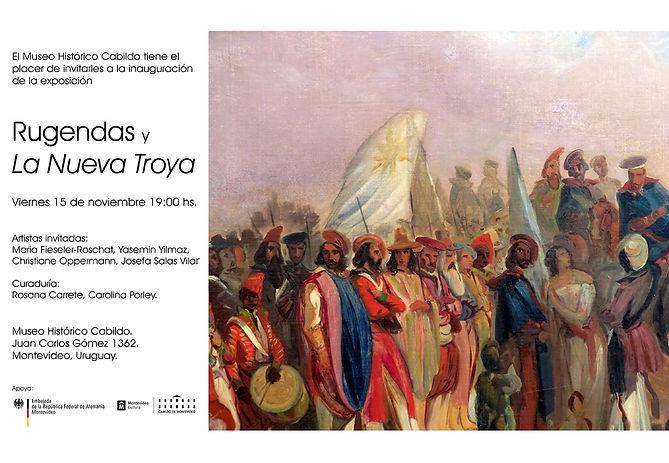 _Rugendas y La Nueva Troya_ Nov 19 - May