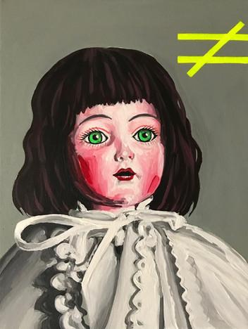 """Porzellan Identität I"", 2019"