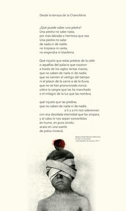 Poema Miguel Angel Barrera Maturana