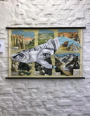 """""""Die Erosion der Tränen"""", 2020"""
