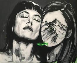 """""""Amar con los ojos cerrados III"""", 2021"""
