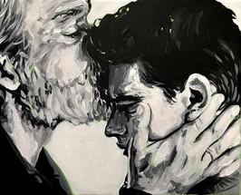 """""""Amar con los ojos cerrados I"""", 2021"""