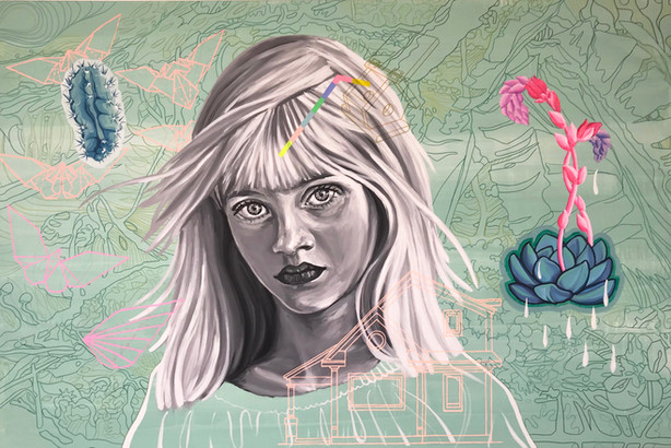 """En mi jungla late vida"", 2020"