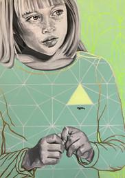 """""""La curiosidad del triángulo"""", 2020"""