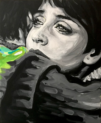 """""""Amar con los ojos abiertos I"""", 2021"""