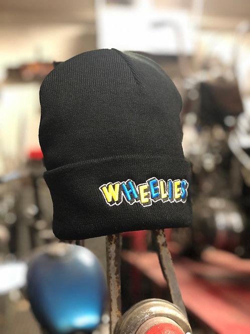 Wheelies x PUPPYTEETH Beanie