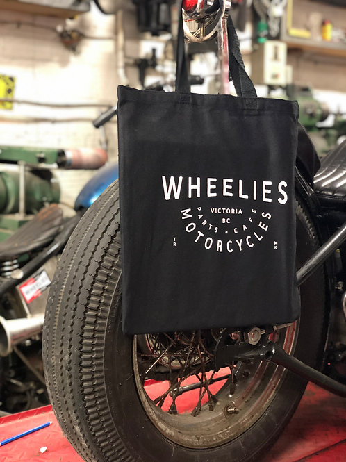 Wheelies Classic Tote Bag
