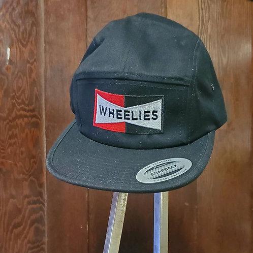 Champion 5 Panel camp hat.