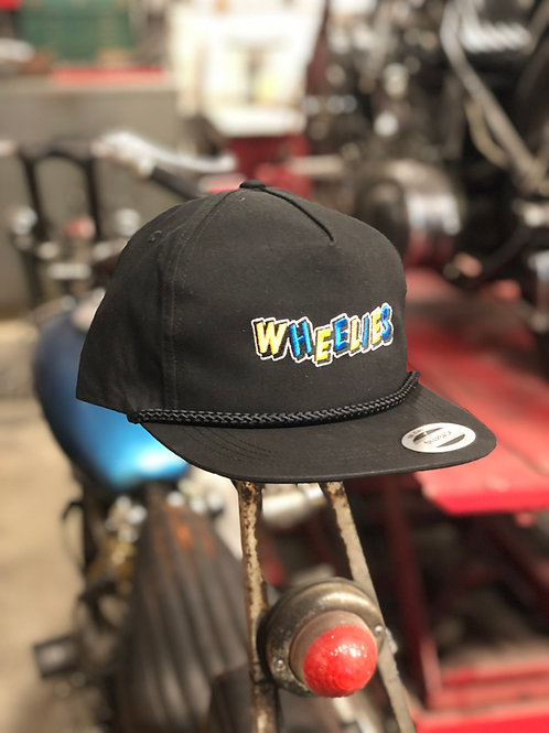 Wheelies x PUPPYTEETH Poplin Golf Hat