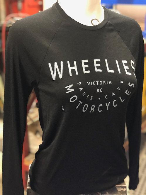 Wheelies Classic Longsleeve Tee