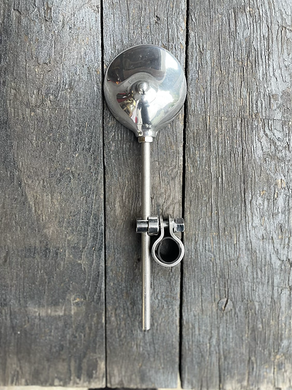 Boobs Polished with Silver Mirror