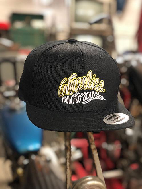 Wheelies Classic Snapback Tubular Hat