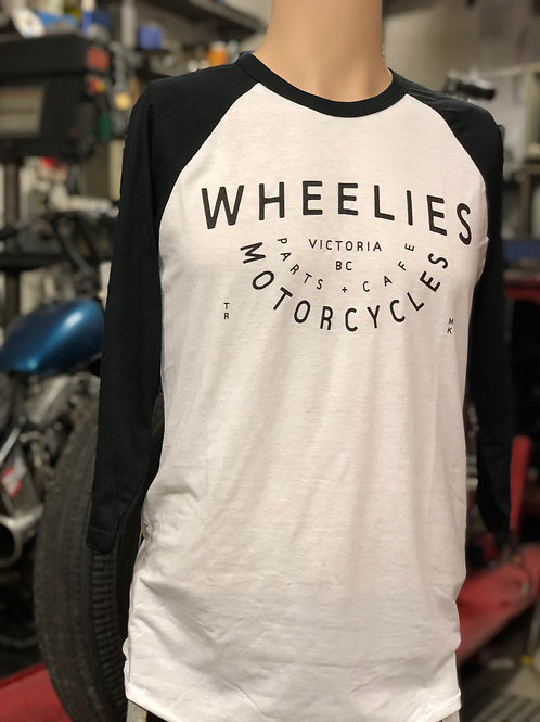 Wheelies Classic Baseball T