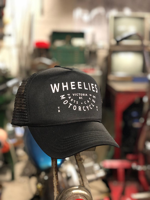 Wheelies Trucker Hat