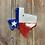 Thumbnail: 2 Texas  ornaments