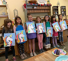 unicorn painting party.JPG