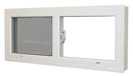 new-basement-windows, vinyl basement window,