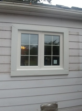 keep existing siding, retrofit windows Pickering.