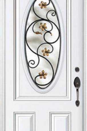 Arca White Door