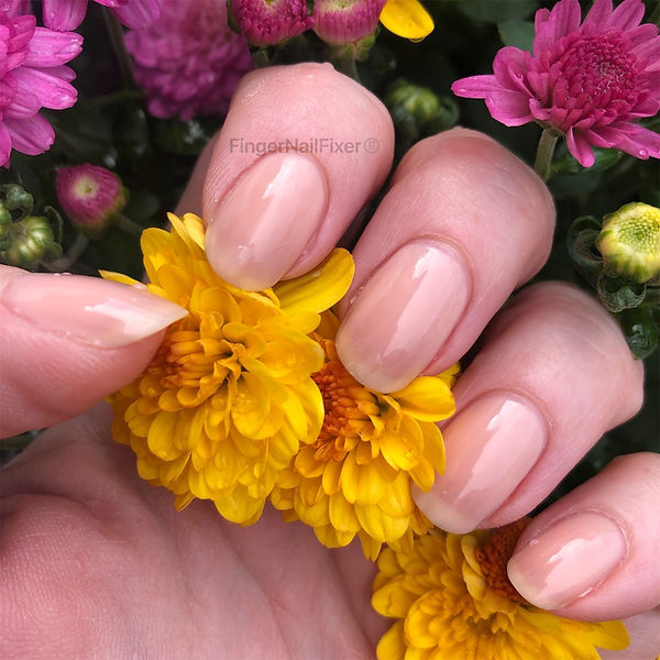 Nails manicured by Holly