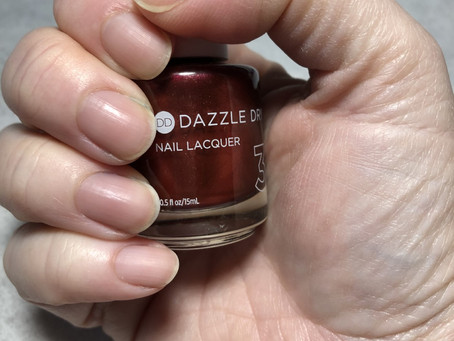 Check in on Dazzle Dry