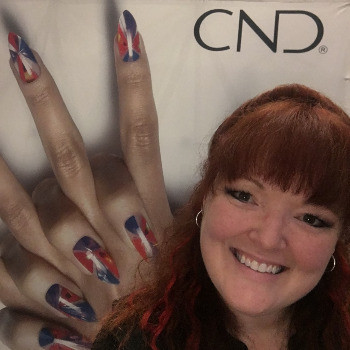 FingerNailFixer resigns from CND after 16 years