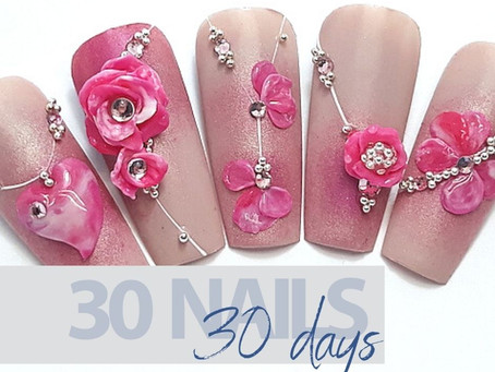 30 Nails in 30 Days
