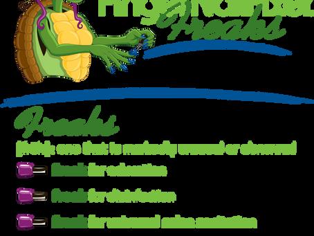 What is a FingerNailFixer Freak?