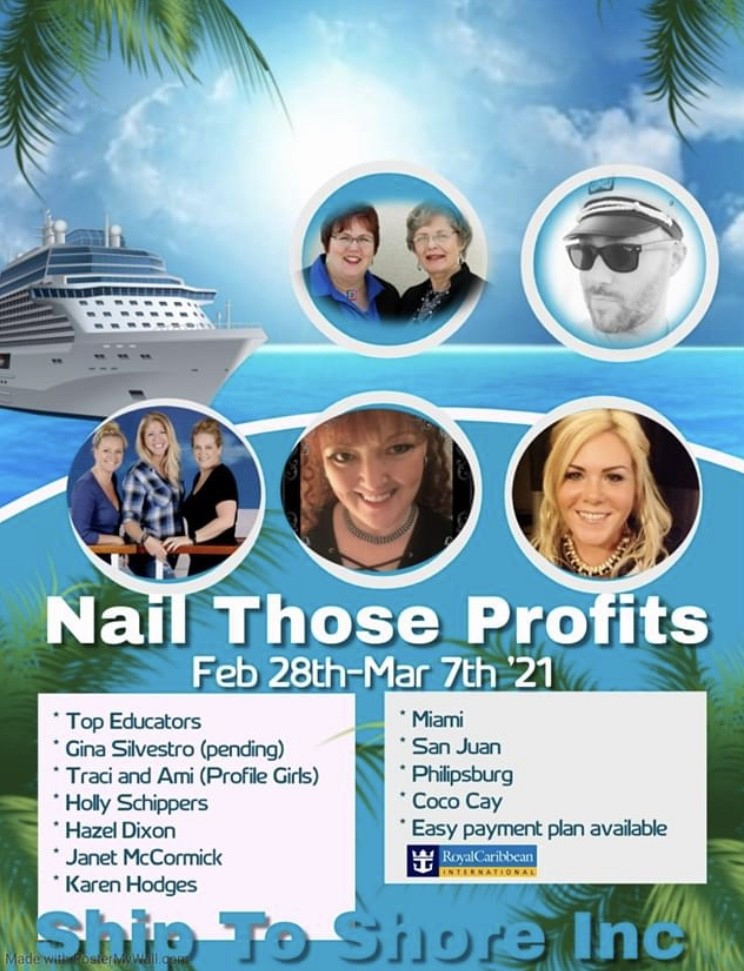Nail Those Profits at Sea