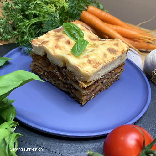 Hearty Baked Lasagne