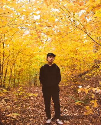 lois in autumn