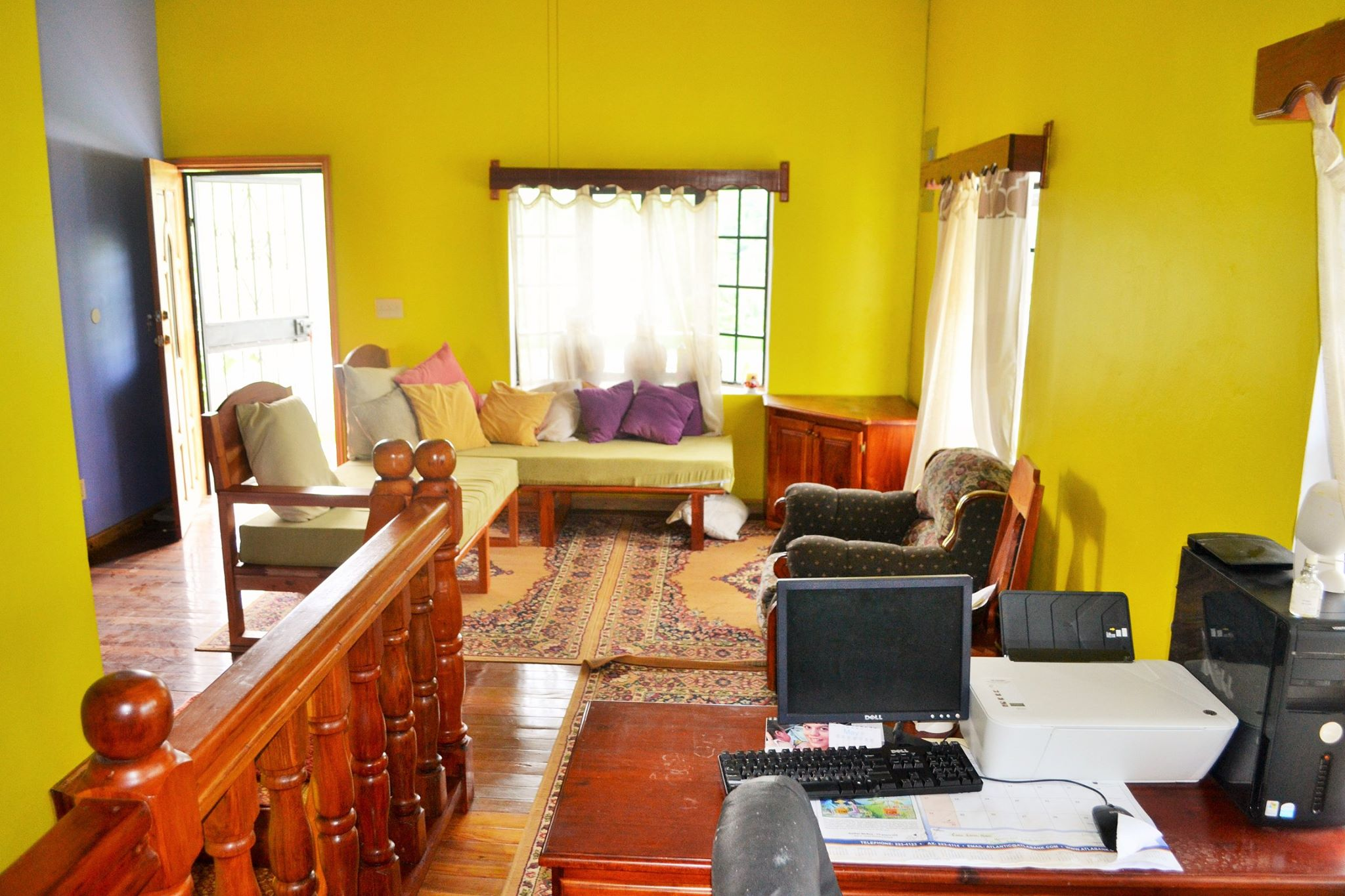 6 bedroom fully furnished house