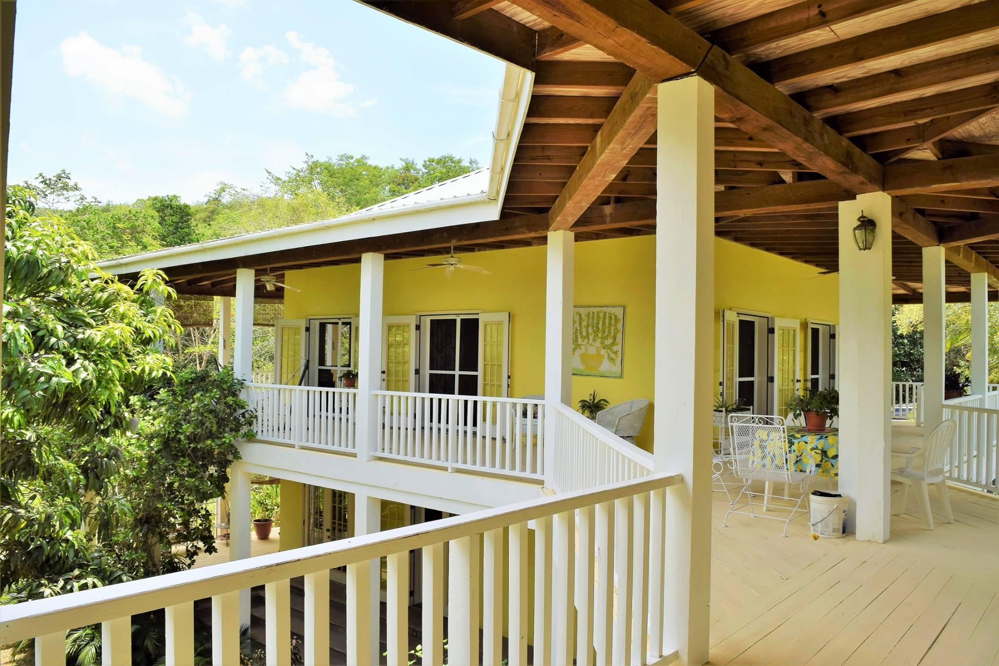 Stunning Caribbean Style House