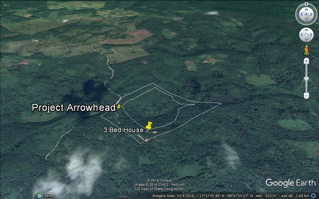 Project Arrowhead | Belize Realty an