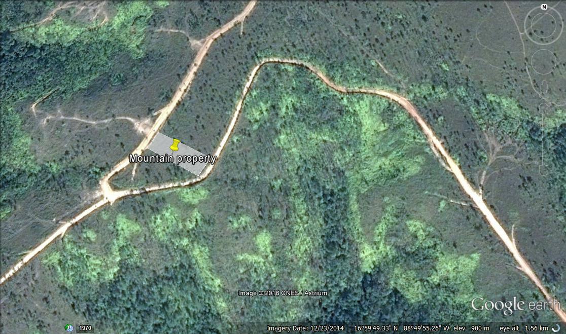 7.574 Acres in Baldy Beacon