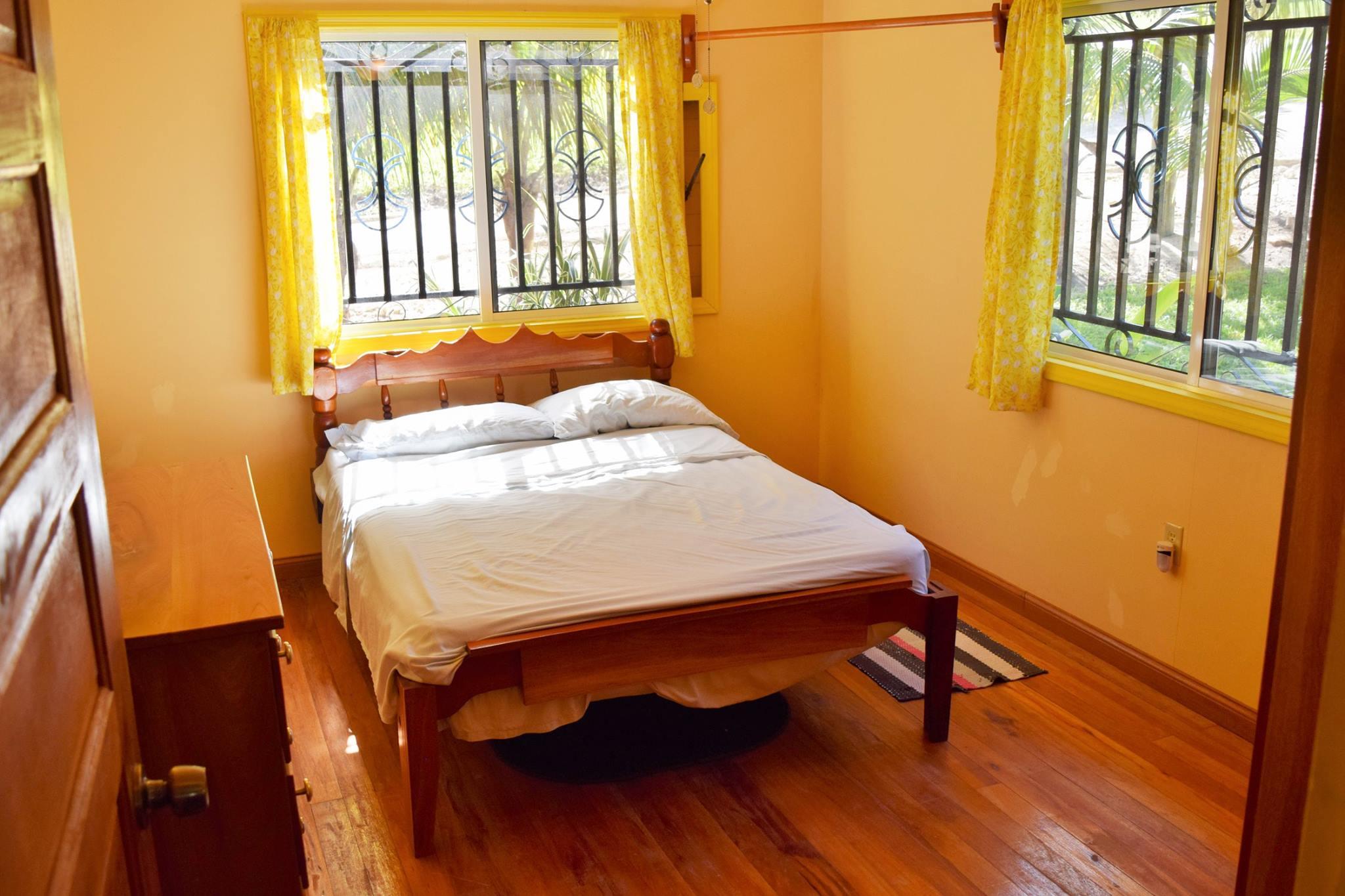 Wooden 2 bedroom 1 bathroom house