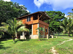 3 Lots, Including a Wooden House