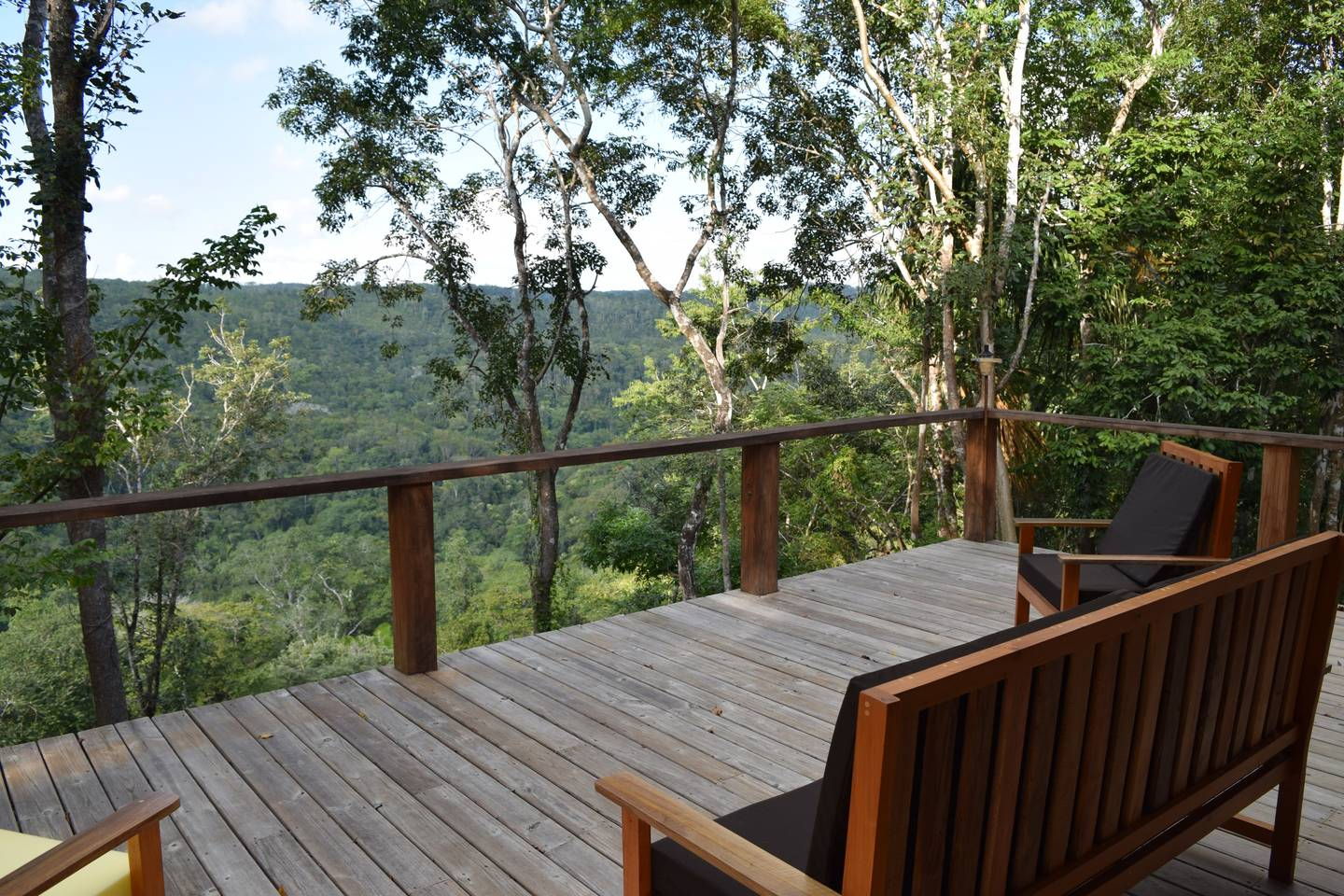 Jungle Lodge with Spectacular Views