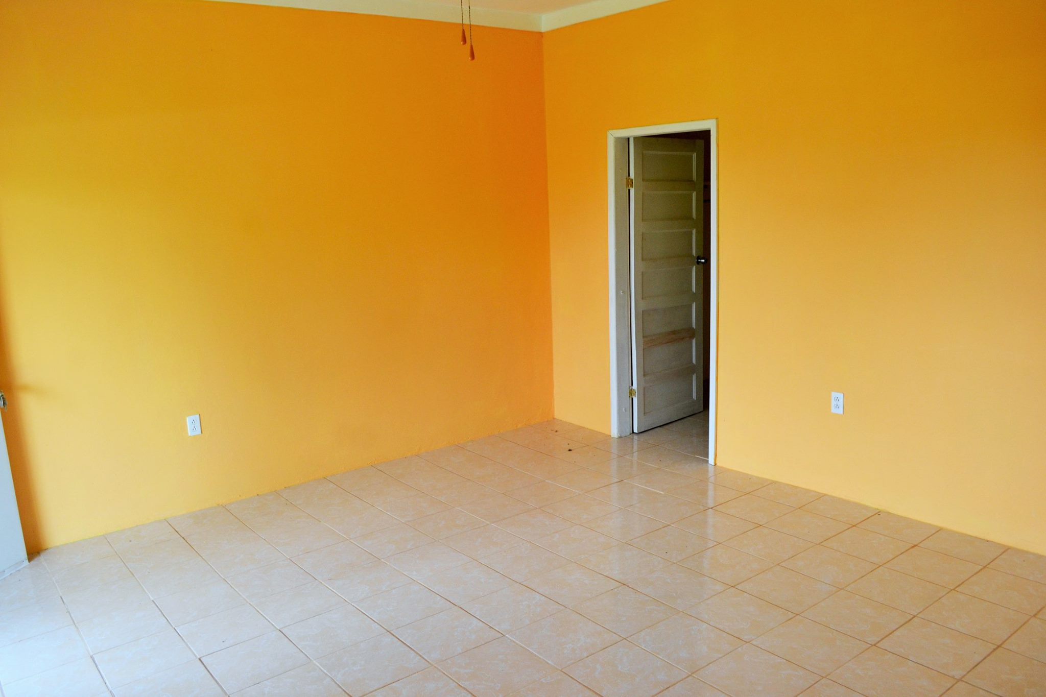 One Bedroom unfurnished apartment